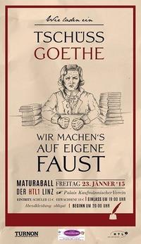 Tschüss Goethe - Wir machens auf eigene Faust!