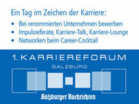 1. Salzburger Karriereforum