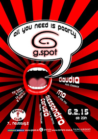 g.spot - all you need is paarty@Camera Club