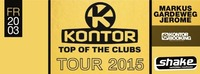 Kontor Top of the Clubs Tour 2015