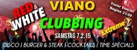 Viano - Red & White Clubbing