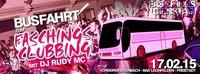 Partybus zum Faschings-Clubbing nach Freistadt
