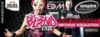 Rene Rodrigezz Birthday Eskalation starring DJ Bl3nd