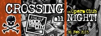 Crossing all Night! vs. Rock the City