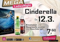 Mega Ladiesnight: Cinderella