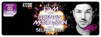 Raveolution EDM presents Quentin Mosimann