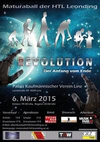 REvolution - Maturaball der HTL Leonding