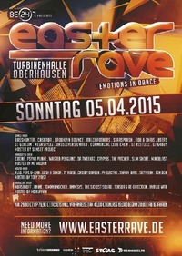 Easter Rave 2015 - Emotions in Dance