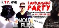 Landjugendparty mit DJ Wolf Le Funk