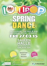 Lollipop Spring Dance