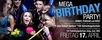 Mega Birthday Party