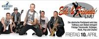 Eristoff Present: Edi & Friends Live