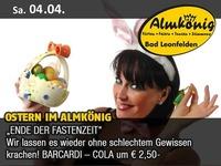 Ostern im Almkönig -  Endeder Fastenzeit
