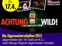Achtung Wild - Die Jägermeisterschaften 2015