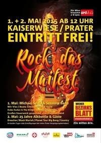 Wiener Bezirksblatt Maifest 2015 - Tag 1
