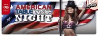 American Tabledance Night