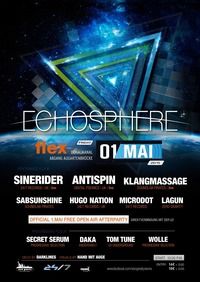 Echosphere pres. Official 1. Mai Open Air Afterparty