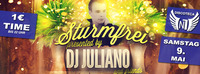Sturmfrei, presented by Dj Juliano & friends
