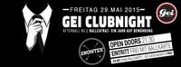 GEI Clubnight  BG Afterballparty mit DJ Snowtek