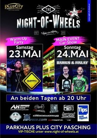 Night of Wheels 2015