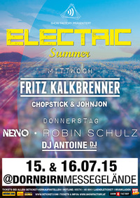 Electric Summer 2015