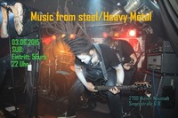 Music from steel/Heavy Metal