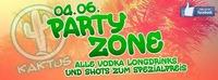 Kaktus Party Zone