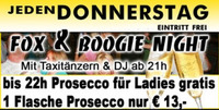 Fox und Boogie Night