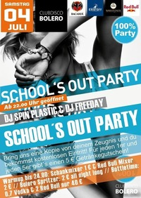 Schools Out Party