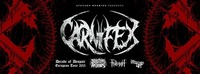 Carnifex & Within The Ruins & Fallujah & The Last Ten Seconds Of Life