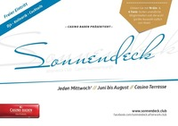 Sonnendeck - Tour d'Europe