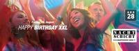 Happy Birthday XXL - August