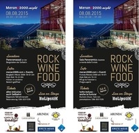 Rock Wine Food 7 @Meran 2000