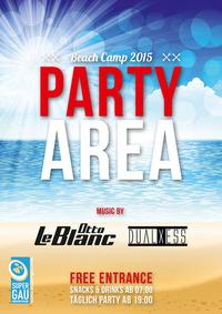 Beach Camp 2015