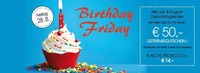 Birthday Friday
