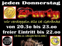 Donnerstags 50 Cent Party