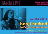 Kenji Herbert lets get experienced