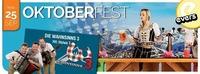 Oktoberfest - mit den Wahnsinns 3 Live