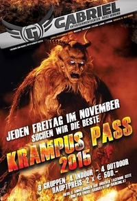 Krampus Pass 2015