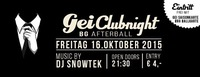 GEI Clubnight & BG Afterball