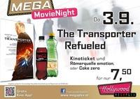 MEGA MovieNight: The Transporter Refueled