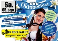 EXL Oktoberfest O'zapft is 2015