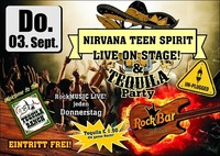 Nirvana Teen Spirit Live on Stage