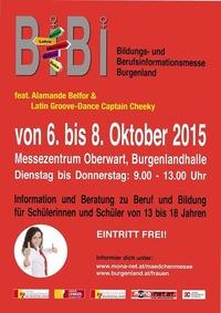 Bildungs- und Informationsmesse Burgenland@Mezo Messezentrum Oberwart
