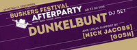 The Official Buskers Festival Afterparty feat. dunkelbunt DJ Set