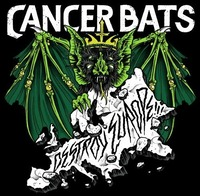 Cancer Bats (cdn) + guests@Arena Wien