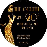 Pre Party Ursulinen - The Golden 20s