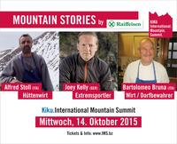 Mountain Stories by Raiffeisen