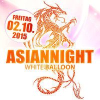 ASIANNIGHT WHITE BALLOON