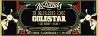 Nu Blends ft. DJ GOLDSTAR (Get Fonky Radio- Prag)